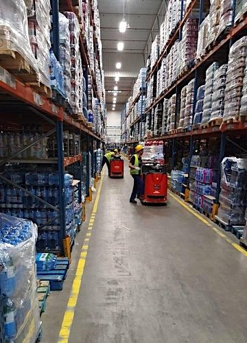 Работник склада, от 20385 грн